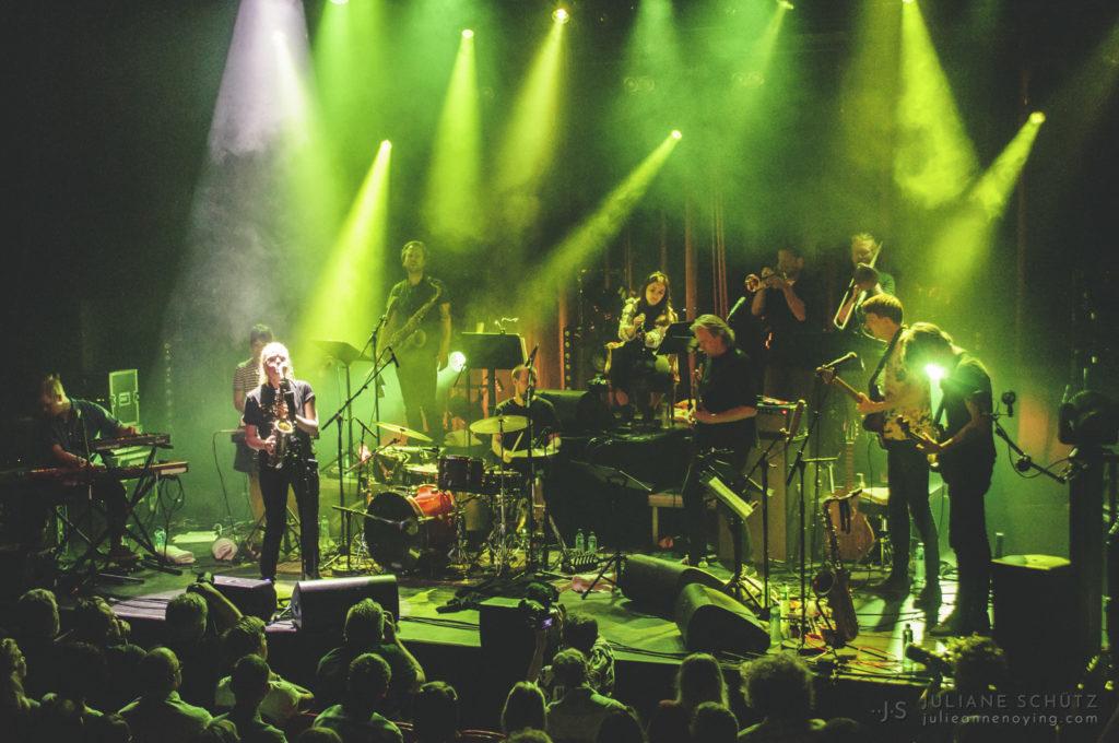 Trondheim jazzorkester og The MaXx, Moldejazz